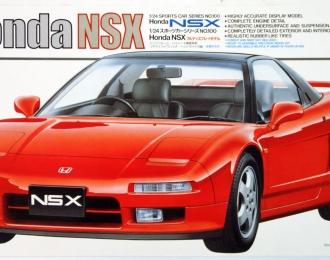 Сборная модель Honda NSX