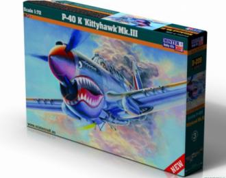 "Сборная модель Самолет P-40 K ""Kittyhawk"" Mk.III"