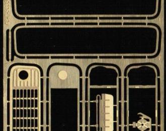 Фототравление Набор для МАЗ 5335 с решёткой