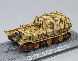 Panzerjager Tiger (P) Elefant (Sd.Kfz.184) 1.Kp./sch. PzJg.Abt.653 Anzio (Italy) - 1944