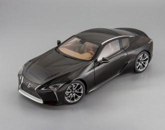 LEXUS LC500, black