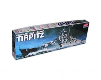"""Сборная модель Корабль """"TIRPITZ"""""""