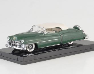 CADILLAC Closed Convertible (1953), green