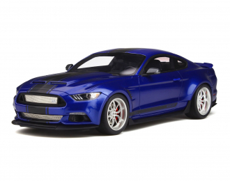 Ford Shelby GT-350 ''Widebody'' 2017 (blue)