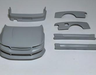 Аэродинамический обвес Odyvia для NISSAN Silvia S13 (Tamiya)