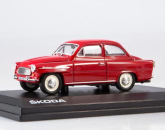 Skoda Octavia (1963) red