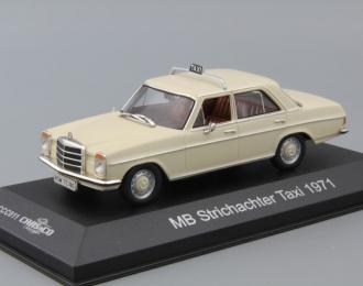 (Уценка!) MERCEDES-BENZ Strichachter Taxi (1971), beige