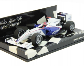 BMW Sauber F1 Team Showcar R. Kubica (2009), white / blue