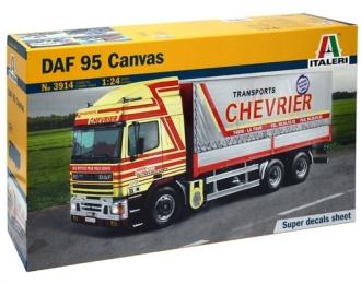 Сборная модель Daf 95 Canvas