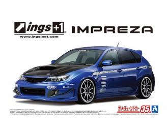 Subaru Impreza WRX STI GRB ings