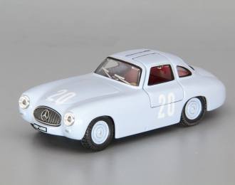 MERCEDES-BENZ 300SL #20, light blue