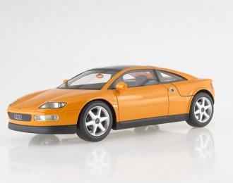 AUDI Quattro Spyder, orange