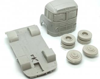 Набор для конверсии Внутризаводской тягач из ЗИL-158