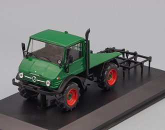 Unimog 406 (1977), Тракторы 137, green