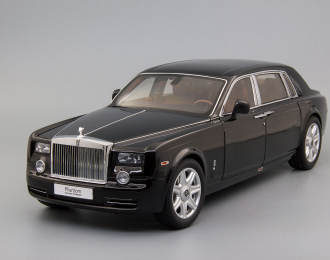 Rolls-Royce Phantom EWB 2003 (diamond black)