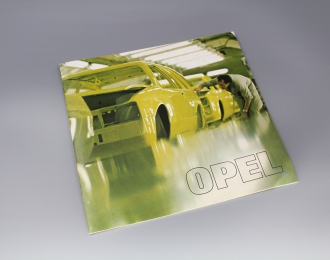 Каталог Opel