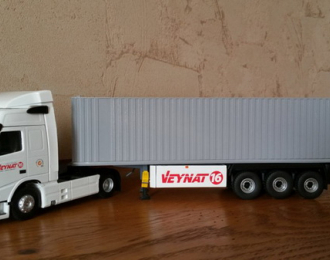 VOLVO FH3 Container VEYNAT 2016
