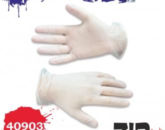 Перчатки одноразовые, 3 пары, размер L