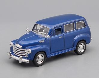 CHEVROLET Suburban Carryall (1950), blue
