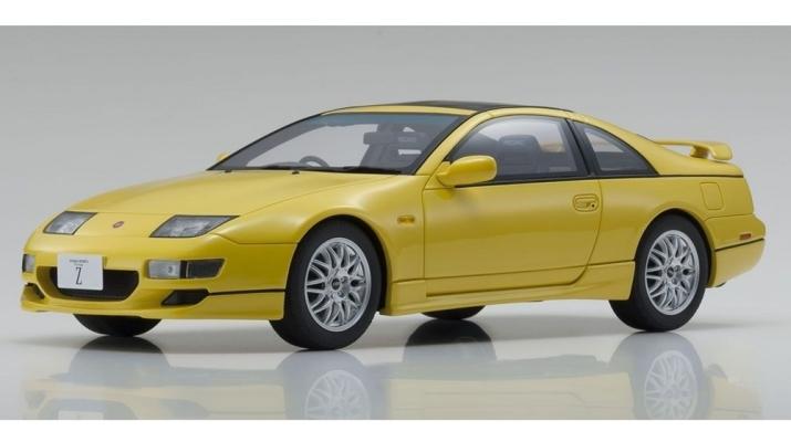 Nissan Fairlady Z Z32 (yellow)