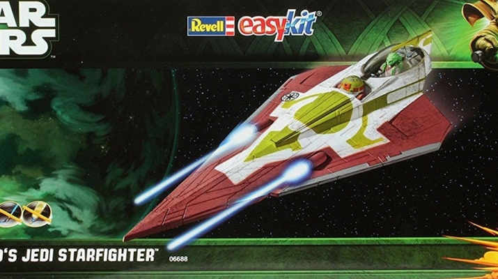 Сборная модель Звездные войны - Звездный Истребитель Кита Фисто