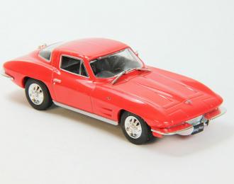 CHEVROLET Corevette Sting ray, red