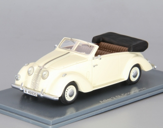 ADLER 2.5L Convertible (1937), light beige