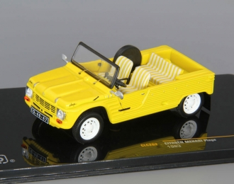 CITROEN Mehari Plage Open Special Edition (1983), yellow