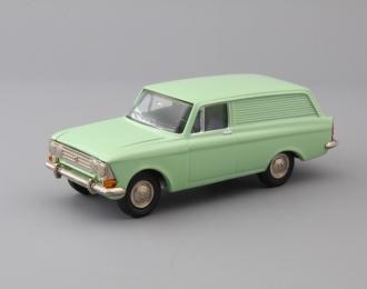 МОСКВИЧ 433 фургон, светло-зеленый