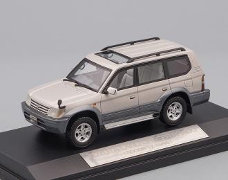 TOYOTA Land Cruiser PRADO 95 5d TZ 1996, silver