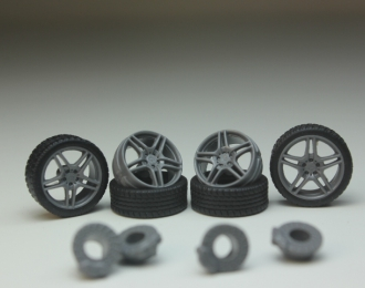 Комплект колес #40 (AMG)