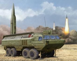 Сборная модель Мобильный ракетный комплекс SS-23 Spider Tactical Ballistic Missile
