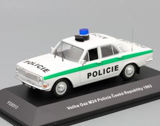 Горький M24 Volga Policie Ceske Republiky