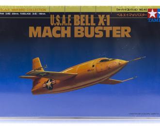 Сборная модель USAF Bell X-1