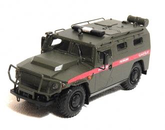 Сборная модель Горький 233115 Тигр-М СпН