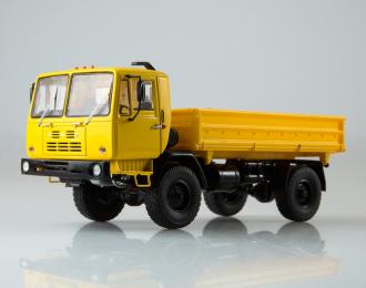 КАЗ-4540 самосвал, желтый