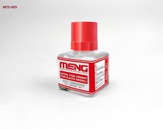 Клей для пластика (экстра-жидкий), 40 мл