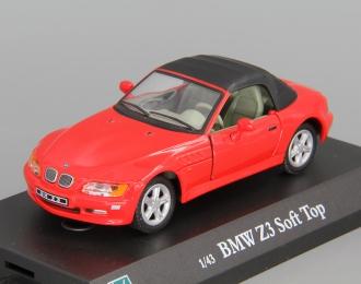 BMW Z3 Soft Top, red