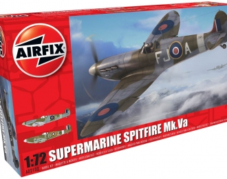 Сборная модель Британский истребитель Supermarine Spitfire MK.Va