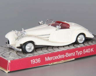 MERCEDES-BENZ Typ 540 K (1936), white