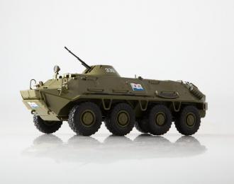 БТР-60ПБ, Наши танки 34