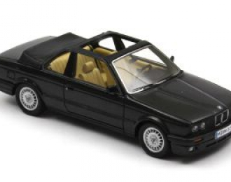 BMW 325i (E30) Baur Cabrio 1986, dark grey met.