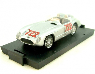 MERCEDES-BENZ 300SLR Mille Miglia 722 Moss (1955), silver