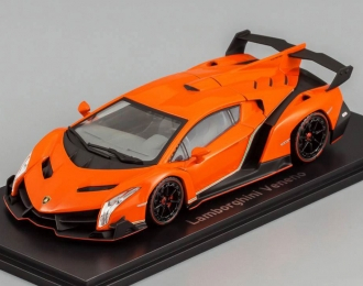 LAMBORGHINI Veneno, orange