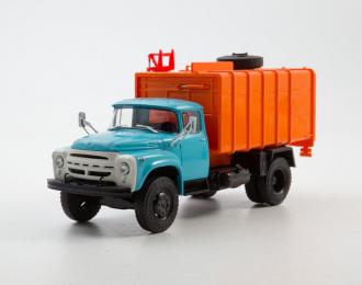 КО-431 (130) мусоровоз, Легендарные Грузовики СССР 47