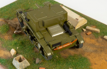 АТ-1, Наши танки 27