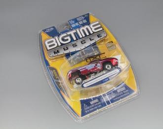 CHEVROLET Corvette Sting Ray Funny Car (1963), red
