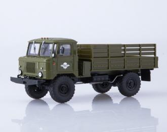 Горький-66 4х4, хаки