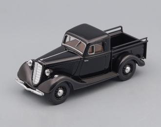 Горький М415 пикап, черный