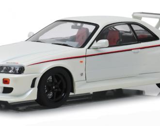NISSAN Skyline GT-R (R34) 1999 Pearl White